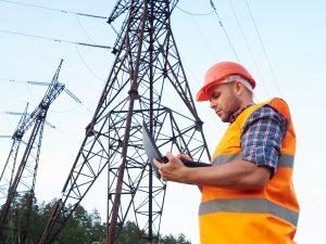 elektromos hálózat és villanyszerelő