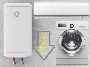 elektromos készülékek a házban és a háztartásban